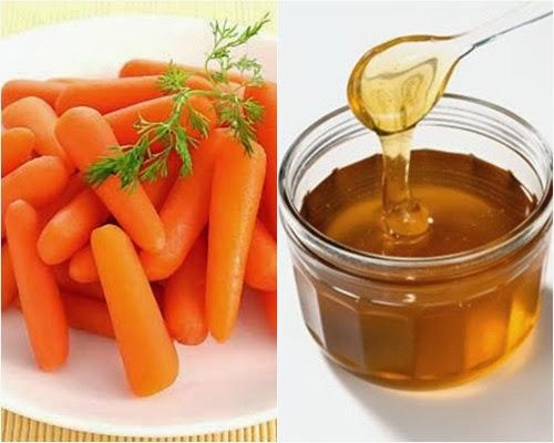 Mẹo giảm cân nhanh chóng từ dưỡng chất có trong cà rốt