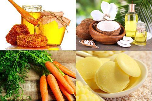 Những cách chống nắng hiệu quả cho da chỉ sau bằng cà rốt
