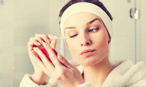 Những cách làm nhanh cải thiện vùng lông mi mọc đều chỉ trong 3 ngày