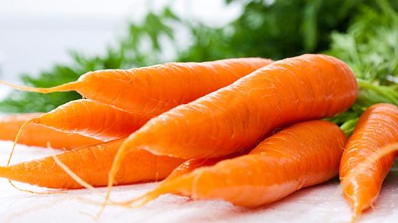 Làm đẹp với củ cà rốt
