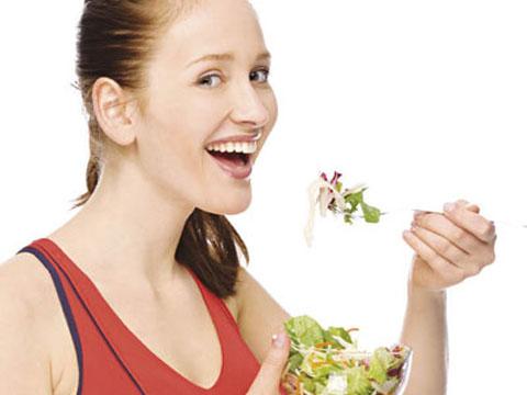 Những sai lầm khi ăn kiêng