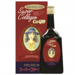 Super Collagen Q10 Nhật Bản Nước uống tinh chất chống lão hóa .