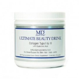 Collagen căn mịn làn da MD Ultimate Beauty Drink