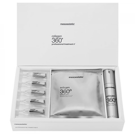 Collagen làm săn chắc trẻ hóa da Mesoestetic Collagen 360 Professional Pack