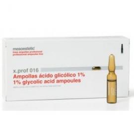 Vitamin C điều giúp giảm nám đốm nâu Mesoestetic Ampoules of Vitamin C 20%.