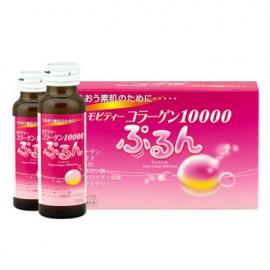 Nuốc Uống Collagen Purun Mopity 10.000mg Nhật Bản