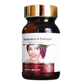TPCN RESVERATROL & COLLAGEN