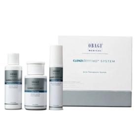 Clenziderm Obagi - Bộ mỹ phẩm trị mụn hiệu quả 100% qua 3 bước