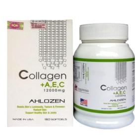 Collagen AEC 12000mg Viên Uống Đẹp Da Của Pháp