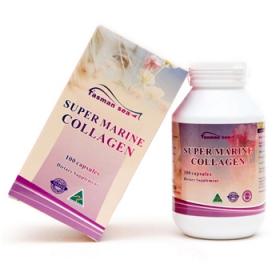 Super Marine Collagen - Viên uống chống lão hóa đẹp da của ÚC
