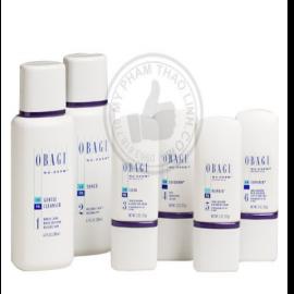 Bộ dưỡng trắng da điều trị  nám, tàn nhang Obagi Nu Derm Travel Set của Mỹ