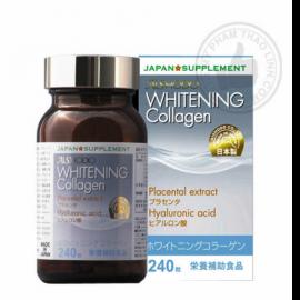 Whitening Collagen Aishodo Viên Uống Trắng Da Trị Nám Nhật Bản