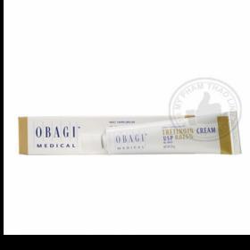 Kem trị mụn trứng cá dạng bôi Obagi Tretinoin 0.025%
