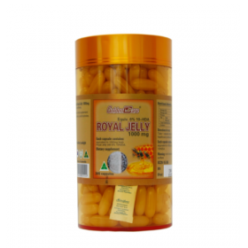Sữa Ong Chúa Golden Care Royal Jelly (365 Viên)