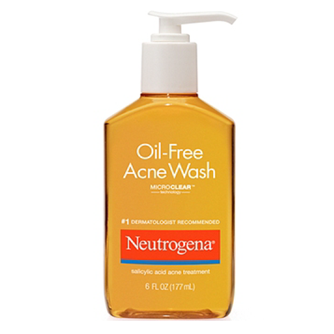 Sữa Rửa Mặt Trị Mụn Neutrogena Oil-Free Acne Wash 9.1oz