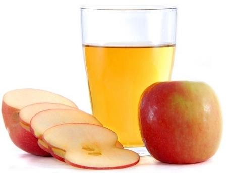 Cách trị rụng tóc nhanh nhất bằng rượu táo