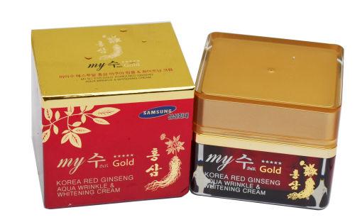 Nhà Phân Phối Kem Sâm Kem Hồng Sâm Hàn My Gold Quốc Tại Việt Nam