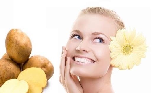 Cách trị thâm quầng mắt bằng khoai tây mang lại hiệu quả cao