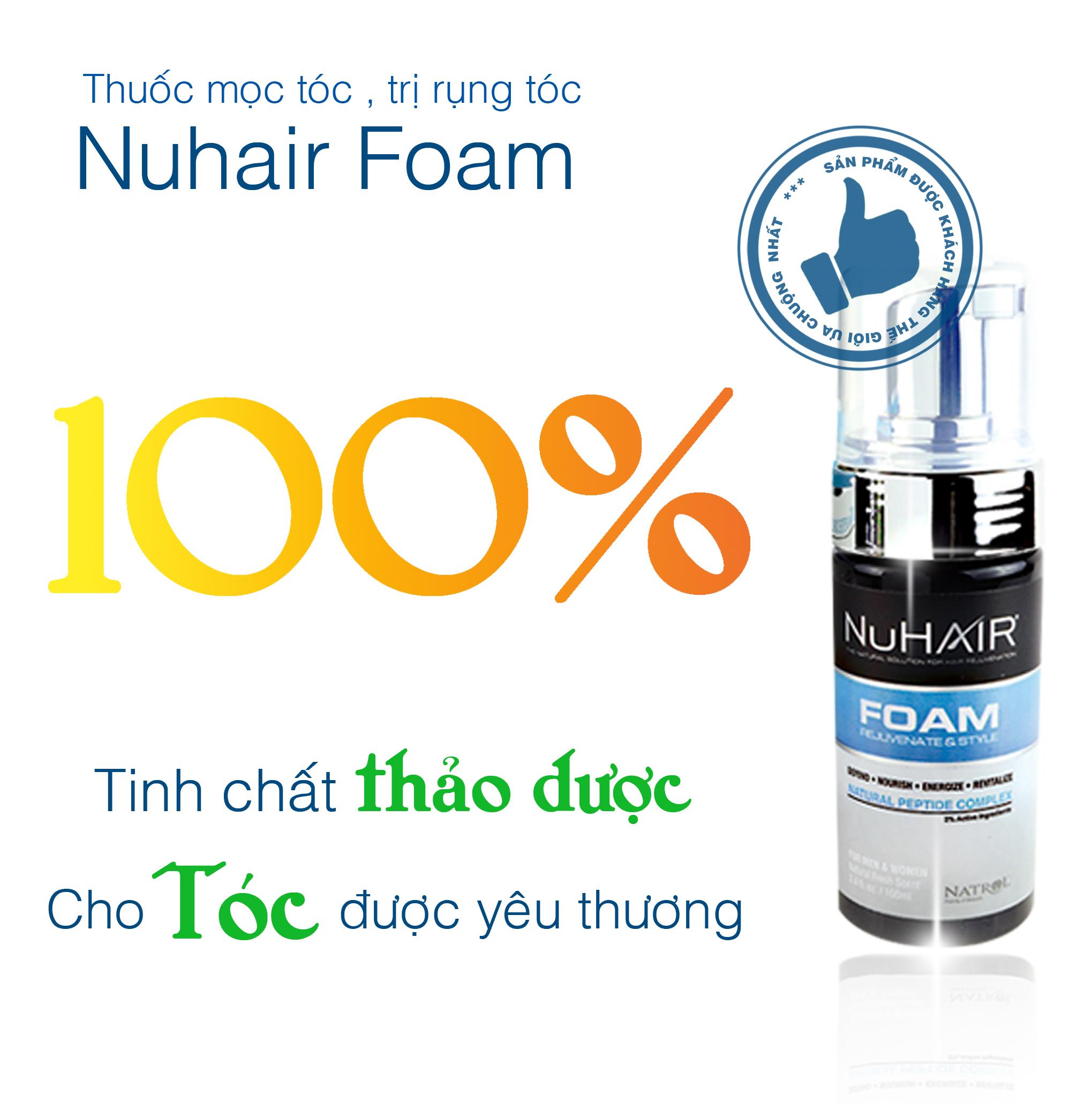 Thuốc Mọc Tóc NuHair