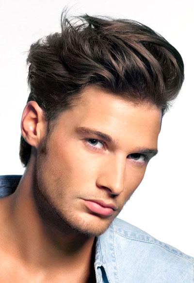 Kết quả hình ảnh cho cách làm tóc nam giới thêm dày