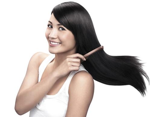Kết quả hình ảnh cho tóc mượt