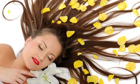 Image result for cách làm đẹp tóc bằng thiên nhiên