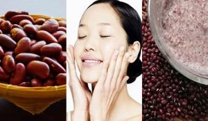 Cách trị vùng da mặt bị nám sau sinh bằng đậu đỏ hiệu quả ngay tại nhà