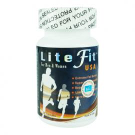 Thực phẩm chức năng giảm cân LiteFit USA mẫu mới 2016