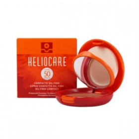 Kem nền chống nắng Heliocare Compact Brown SPF 50