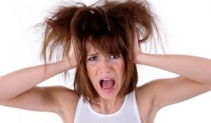 Cách chăm sóc tóc xơ rối như thế nào ?