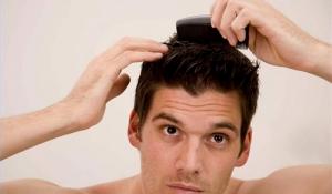 Chăm sóc tóc cho nam giới thật cần thiết