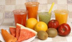 Nước ép trái cây, một phương pháp giảm cân bạn nên thử