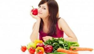Trắng da tự nhiên, an toàn nhờ rau, củ quả