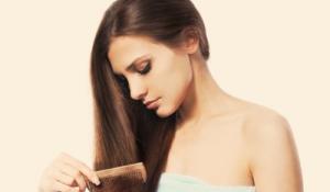 Trị rụng tóc hiệu quả bằng 3 cách đơn giản