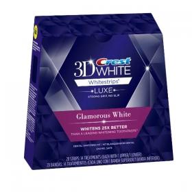 Miếng Dán Làm Trắng Răng Crest 3D White của Mỹ