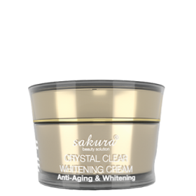 Kem dưỡng trắng da ngăn ngừa lão hóa Sakura Anti Wrinkle Whitening