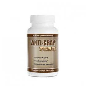 Viên uống trị tóc bạc sớm Super Anti Gray Hair Mỹ