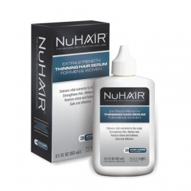 Thuốc mọc tóc , trị rụng tóc NuHair Thinning Hair Serum trẻ hóa tóc từ bên trong