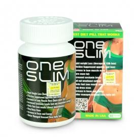 One Slim – Viên giảm cân từ Thảo Dược và Tinh chất Trái Cây