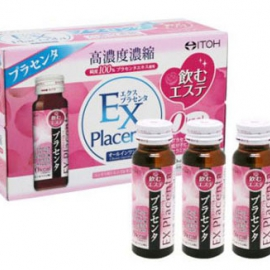 EX Placenta – Nước uống nhau thai cừu Nhật Bản