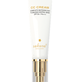 Kem trang điểm Sakura CC Cream Flawless Control