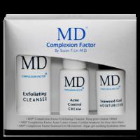 Bộ Sản Phẩm Trị Mụn MD Complexion Factor